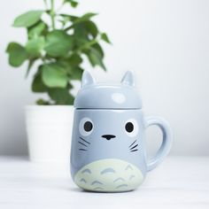 Lets be honest from the moment you laid eyes on Totoro you wished you could curl up and slumber on his big welcoming belly. Well now you can get that warm cosy