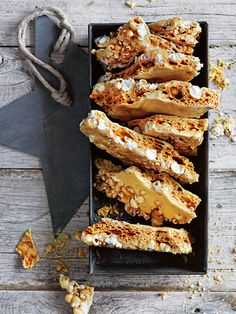 Popcorn Honeycomb Shards | Donna Hay