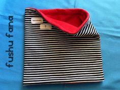 FushuFana: Tapabocas convertible en gorrito / Neck warmer-hat
