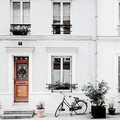 Apartment envy. #JoieExteriors