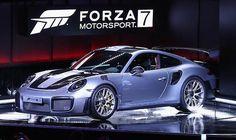 Porsche 911 GT2 RS - E3 2017 Forza Motorsport 7