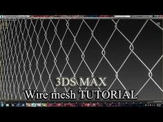 3ds Max Timing Belt Pulleys (Tutorial part 1) - YouTube