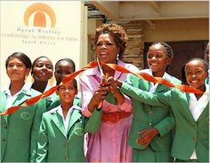 The Oprah Winfrey Foundation  Oprah runs The Oprah Winfrey Foundation exclusively. The foundation provides grants for not-for-profit organizations. The foundation has more than $190 million in assets and funds.