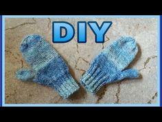 50 Besten Stricken Handschuhe Und Stulpen Bilder Auf Pinterest