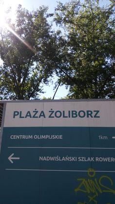 Warszawski Plażowy na Plaży Żoliborz. fot. Aleksandra Mysiorska