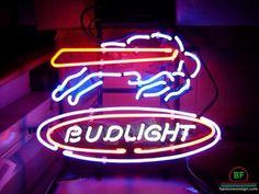 Bud Light Buffalo Bills Neon Sign NFL Teams Neon Light