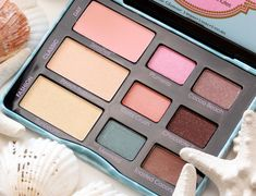Too Faced Summer Eyes Palette for Summer 201.  I cannot wait for these beautiful shadows!