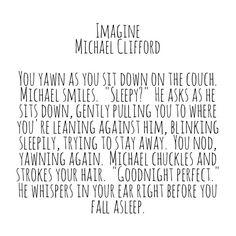 Imagineeee Michael Imagines, 5sos Imagines, British Boys, Michael Clifford, 5 Seconds Of Summer, Boys Who, Shit Happens, Amazing, Girls