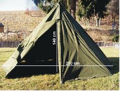 Teepee Tent Camping, Canvas Teepee Tent, Tent Tarp, Hammock Tent, Tents, Bushcraft Camping, Camping Survival, Outdoor Survival, Outdoor Fun