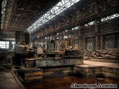 dannelston steel mill - matthew christopher murray's abandoned america
