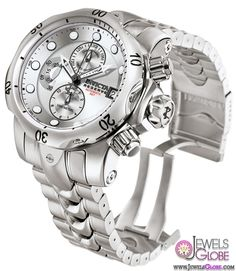 Invicta Venom Reserve Chronograph Men's Watch