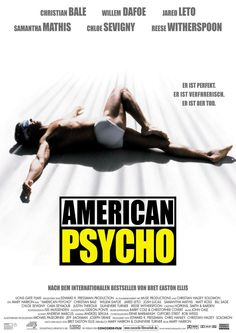 American Psycho , starring Christian Bale, Justin Theroux, Josh Lucas, Bill Sage. A wealthy New York investment banking executive hides his alternate psychopathic ego from his co-workers and friends as he escalates deeper into his illogical, gratuitous fantasies. #Crime #Drama