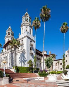Hearst Castle, CA