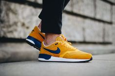 Gold Leaf Colors The Latest Nike Air Odyssey