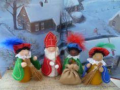 Magical Creatures, Kindergarten, Fairy, Santa, Dolls, Christmas Ornaments, Holiday Decor, Retro, Fantasy