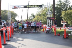 The ladies on the start line (2011)