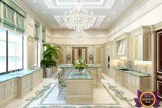 Kitchen Design in Dubai, Luxury Kitchen Design, Photo 1