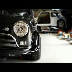 Classic mini arches and lights