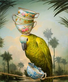 The Show-Off  by Kevin Sloan