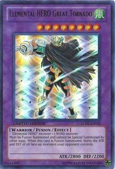 YuGiOh GX Legendary Collection 2 Single Card Ultra Rare Elemental HERO Great Tornado LC02EN010 Yu-Gi-Oh!,http://www.amazon.com/dp/B005SW85TS/ref=cm_sw_r_pi_dp_0Yy.sb01MJ41Y7KY