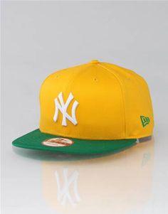 086f457adcb NY Yankees Cotton Block New Era Snapback Cap