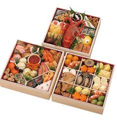 京都といえば!下鴨茶寮のおせち | 京都人オススメの本当においしい料亭おせち10選 Menue Design, Food Design, Japanese Dishes, Japanese Food, Bento Box, Lunch Box, Bento Recipes, Food Wallpaper, Exotic Food