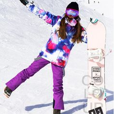 Skiing Jackets Methodical Men Ski Jacket Skiing Snowboard Clothing Windproof Waterproof Outdoor Sport Wear Super Warm Hooded Breathable Coat Winter Jacket Attractive Appearance Sports & Entertainment