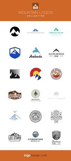 Logo Collection: Mountain