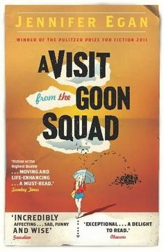 A Visit from the Goon Squad audio book by Jennifer Egan. Audio book length 10 hours 5 mins. Jennifer Egan brings her unique gifts as a novelist and short story writer to a compulsively readable narrative that centers on Bennie Salazar, an aging punk rocker and record executive, and the beautiful Sasha, the pasionate, troubled young woman he employs. Bennie and Sasha never discover each other's pasts, but the reader does, in intimate detail, along.....