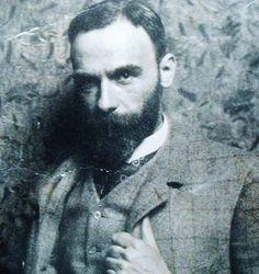 John William Waterhouse.  Indigo Dreams