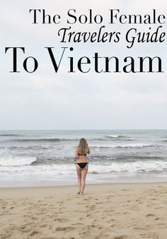 The Solo Female Travelers Guide To Vietnam - The Tourist Of Life  Vietnam is rated as one of the most popular destinations for solo female travelers, as one of the happiest countries in the world and as one of the safest destinations of the world. I can definitely vouch for those three aspects and would definitely recommend you to book your flights, now. But first: here is your solo female travelers guide to Vietnam!
