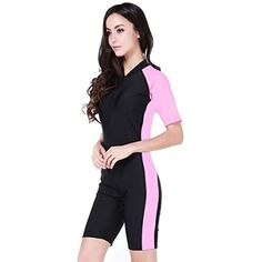 Cokar Short Sleeve One Piece Swimwear Swimsuit *** Be sure to check out this awesome product. (This is an affiliate link and I receive a commission for the sales) #Socks
