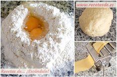 Cómo hacer pasta fresca. Receta y uso de la máquina | Cocinar en casa es facilisimo.com