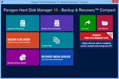 Фукусима по жизни.: Бесплатная лицензия Paragon Hard Disk Manager 15 B...