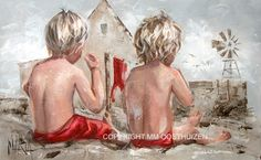 South African artist Maria Magdalena Oosthuizen paints figurative portraits emanating innocence and hope that pay tribute both to her devotion to God and her belief in the intrinsic goodness of the people of this world.