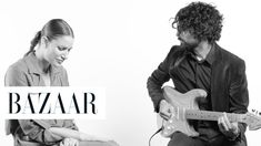 NIIA Covers Drake, J.Lo, and Sade in the Smoothest Medley Ever | Harper's BAZAAR - YouTube