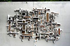 Leo Bersamina : Sculpture/Installation