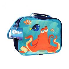 Finding Dory Insulated Square Lunch Bag [Hank] | KimmyShop.com