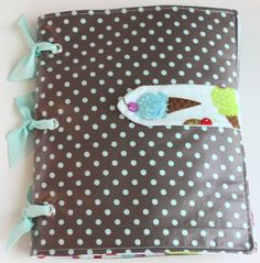 Very cool quiet book, with links to lots of templates and instructions. I want to make this!