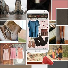 """""""Samsung Galaxy S II Polyvore Contest"""" by cadenceverybeary ❤ liked on Polyvore"""