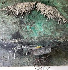 Postmodern Art, Anselm Kiefer, Nyc Art, Mark Making, Abstract Sculpture, Painters, Still Life, Contemporary Art, Mixed Media