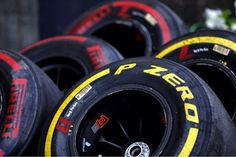 iheartf1.co.uk: Pirelli: Tyre Choices for the First 4 Races