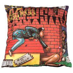 Snoop Doggy Dogg Doggystyle Cushion