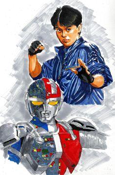 Superhuman-Machine Metalder (VR Troopers)