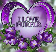...I LOVE PURPLE...
