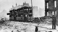 Clydebank in the blitz