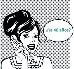 Psicología de la crisis de los 40: ¿Miedo a hacerte mayor o a dejar de ser joven