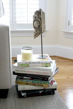 Living Room - Books