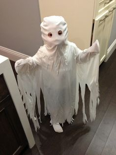 ★ Homemade Ghost Costume Ideas | Halloween Fancy Dress For Men, Women & Kids â˜