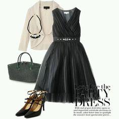 #dress #cardigan #necklace #bag #pumps #tokyo #iqon #pinterest #mao_pak #o_range o(^-^o)(o^-^)o